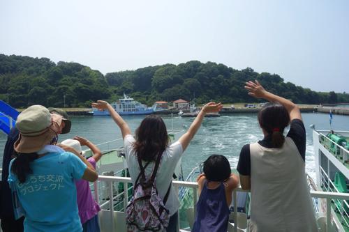 バイバ〜〜イ前島!