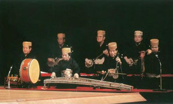7.琉球王朝時代の宮廷音楽