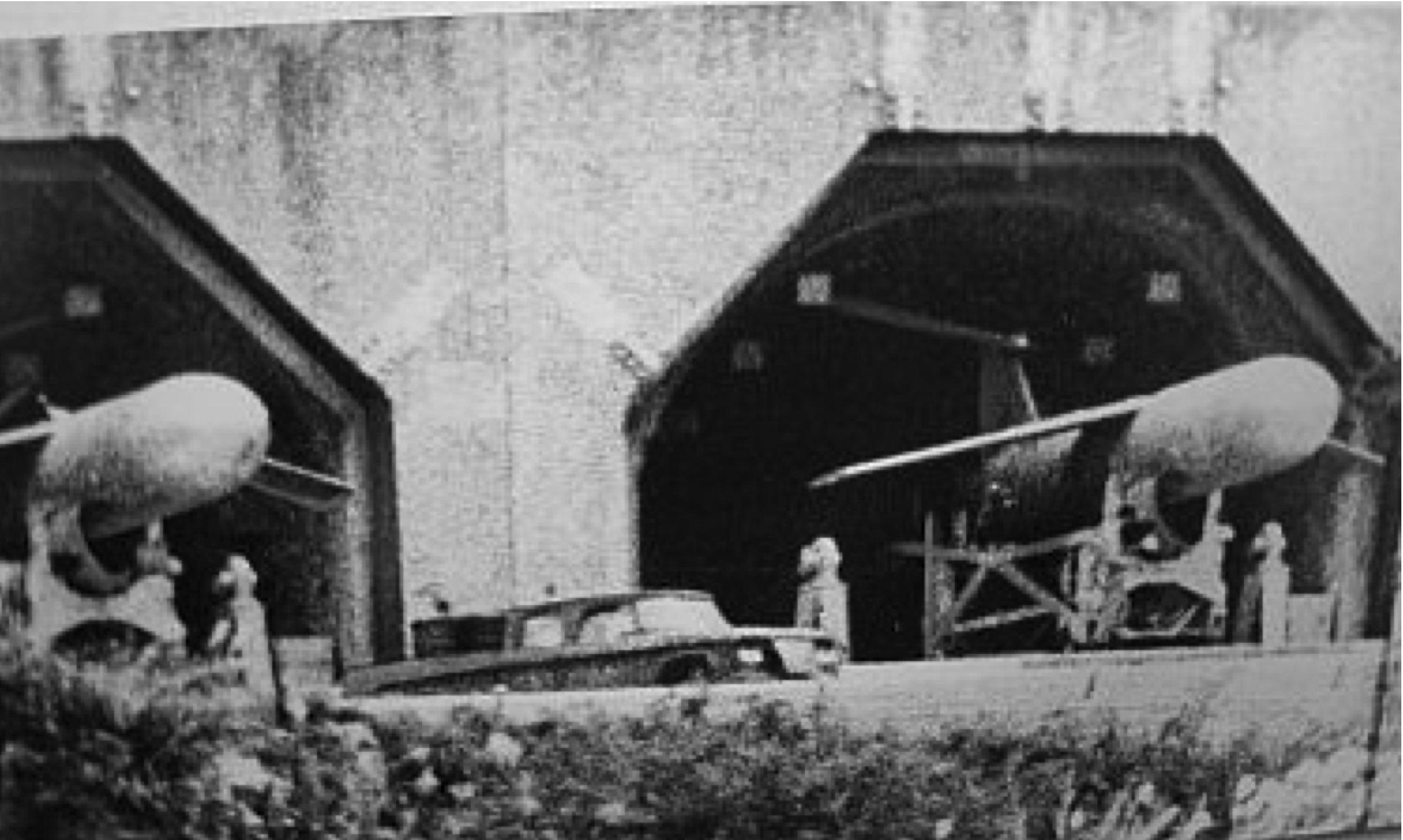 16.沖縄に配備されていた核ミサイル。1960年代には最大で1300発もの核ミサイルが貯蔵されるなど、沖縄は世界最大級の核拠点となっていた