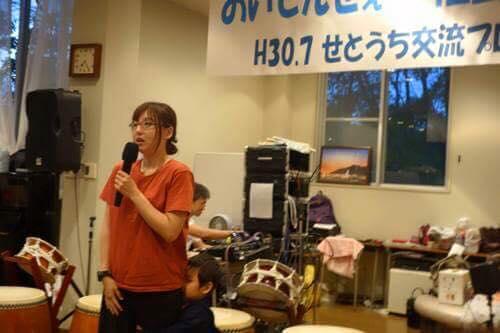 参加者からの感想。安齋さんのコメント心に沁みました。