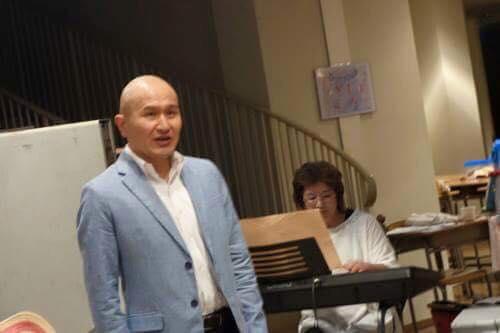 瀬戸内市の武久市長の歌声披露!